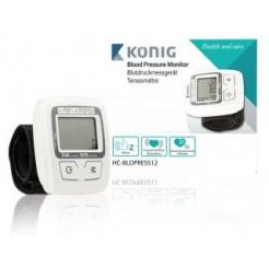 König HC-BLDPRESS12 Automatische Polsbloeddrukmeter